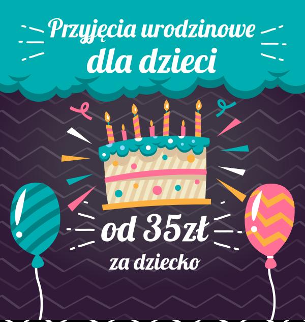 Urodzinki dla dzieci